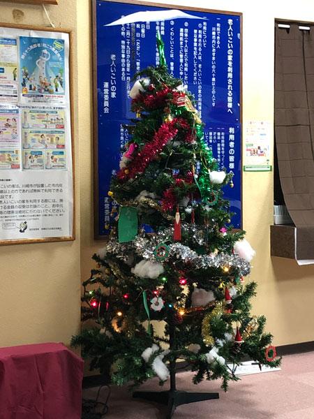 クリスマスパーティー at 稲田堤